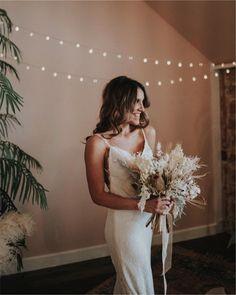 Available to try in Sydney and Melbourne #wedding #australianwedding #melbournebride #sydneybride #bohobride #bride #ausbride #australianbride #rusticwedding #realbride #weddinginspiration #weddingphotographer #melbourne #sydney #elopement  #covidwedding Alice Springs, Bridal Gowns, Wedding Dresses, Melbourne Wedding, Lace Sheath Dress, Boho Bride, Gold Coast, Wedding Vendors, Spring Wedding