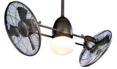 Minka Aire Gyro Indoor-Outdoor Ceiling Fan in Oil-Rubbed Bronze MA-F402-ORB $799.95