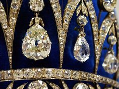 Fabergé Crown for Tsarina of Russia