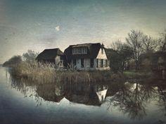 Dutch landscape / Ankeveense plassen