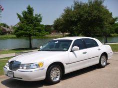 1999 Lincoln Town Car Signature - Farmers Branch TX