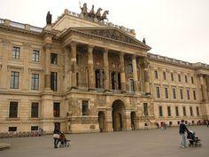 Residenzschloß Braunschweig Bilder Burg/Palast/Schloss/Ruine Schloss Braunschweig
