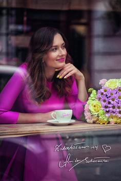 Anita Sokołowska dla Semilac #Semilac #nails #beautynails #Banana #beautiful #teatime