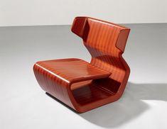 Micarta Chair 2007 - Gagosian Gallery, New York by Marc Newson Ltd