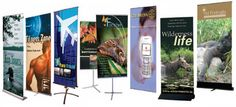 Pole Banners, Display Banners, Vinyl Banners, Brochure Stand, Brochure Display, Portable Display, Retractable Banner, Banner Stands, Display Stands