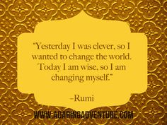 It's all we can ever do #quotes #rumi