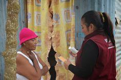 Coatza Digital: Atienden y apoyan a mujeres con cáncer en el ejido...