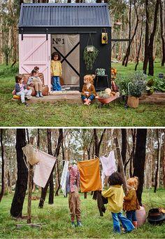 Australian designer cubby houses