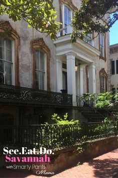 See Eat and Do Savannah GA Plan a family trip to this gorgeous historical city. Read our review of many attractions and see the details of our itinerary.