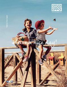 Gioseppo Kids, adv campaign S/S 2014 www.gioseppo.com
