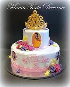 Monia Torte Decorate - Bambini