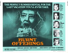 Burnt Offerings: Directed by Dan Curtis (1976)