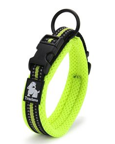 Fashion Shop Best Padded 3M Reflective Outdoor Adventure Dog Collar,Truelove Model - Brand New for 2015! Perfect match Fashion Shop 3M Leash >>> Insider's special review you can't miss. Read more  : Leashes for dogs