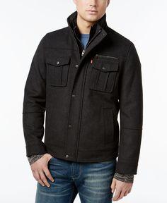 Levi's Puffer-Bib Trucker Jacket