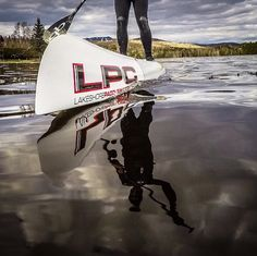 #regram PC | @dkcoopertremblant Sean Kennedy tests his new Stealth14 out on one of the many lakes up in Quebec Canada. #explore #discover #pioneer #commit #findyourlakeshore
