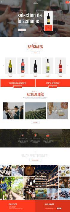 Wine Store Website | Wix Website Template