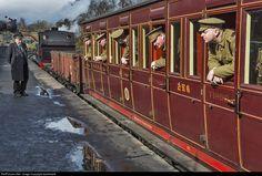 RailPictures.Net Photo: 6 Tanfield Railway Steam 0-6-0 at Gateshead, United Kingdom by davehewitt