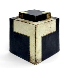 Ursula Scheid from Galerie - Heller. thank you! Visit galleryvessel.com . Cremation urns for a life well lived.