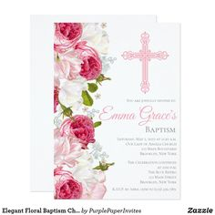 83 best christening baptism invitations images on pinterest in 2018