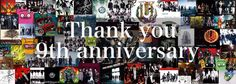 9th Anniversary #UVER #UVERworld