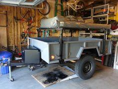 My M101A2 camping trailer - Toyota FJ Cruiser Forum