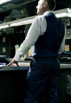 The Blacklist- James Spader, love the suit!
