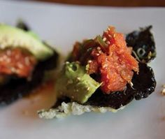 Love the fresh fish and sake. Sushi Bars, Sushi Love, Area Restaurants, Healthy Recipes, Healthy Foods, The Fresh, Guacamole, Appetizers, Favorite Recipes