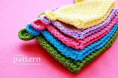 Crochet Pattern Crochet Hats For Baby's First 3 Years