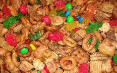 Christmas Munchie Mix