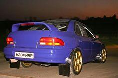 Subaru Impreza rally  Wery nice