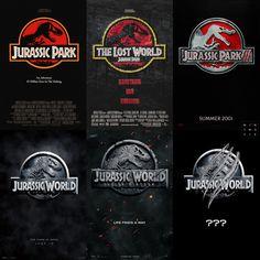 Jurassic:Park:1993///The:Lost:World:Jurassic:Park:1997//////////Jurassic:Park:03:2001/////////Jurassic:World:2015////Jurassic:World:02:Fallen:Kingdom:2018/Jurassic:World:03:2021.?!