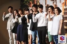 [NEWS PIC] 140707 KBS High School: Love On Press Conference -  All Cast #2 pic.twitter.com/UBX4vUyvzR
