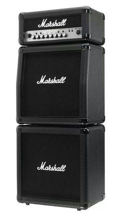 Marshall MG15CFXMS Micro-Stack guitar amp