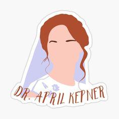Greys Anatomy Derek, April Kepner, Greys Anatomy Characters, Picsart, Anime Stickers, Printable Stickers, Foto Bts, Funny Moments, Disney Characters