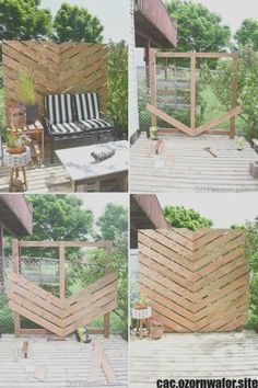 Worth trying 10 DIY Backyard Privacy Screen ideas for you. They are listed neatly, beautiful, organized, and features 10 DIY Backyard Privacy Screen ideas incude a video That you can take to upgrade your backyard or garden privacy. Next, You'll also find Backyard Privacy Screen, Privacy Landscaping, Backyard Fences, Privacy Screens, Patio Fence, Landscaping Ideas, Backyard Planters, Balcony Garden, Back Yard Privacy Ideas