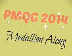 Portland Modern Quilt Guild: 2014 Medallion Along