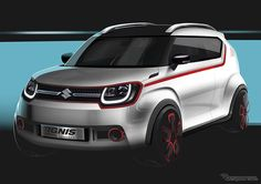 SUZUKI IGNIS TRAIL CONCEPT Will Debut At Tokyo Motor Show 2015 Photo Via Responsejp Article 09 30 261075