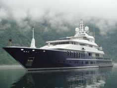 The Triple Seven Yacht, launched by Nobiskrug in 2007, was recently listed for sale at about $75 million by Edmiston.