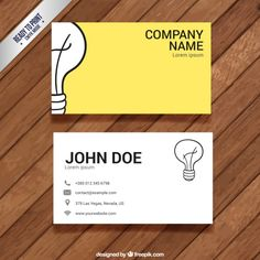 Construction business card this pin brought to you by business card with a light bulb reheart Choice Image
