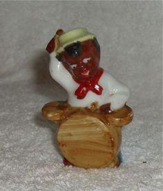 Black items for sale Black Figurines, Kitsch, Planters, Japan, Ceramics, Band, Cute, Vintage, Ceramica