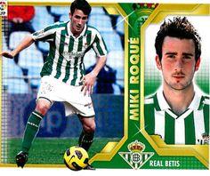 Miqui Roqué, Real Betis D.E.P.
