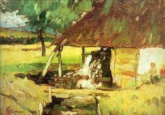 stefan Luchian - Moara de la poduri