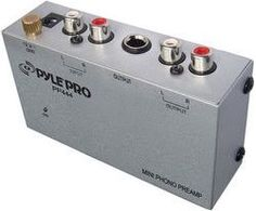 Ultra Compact Phono Turntable Preamp