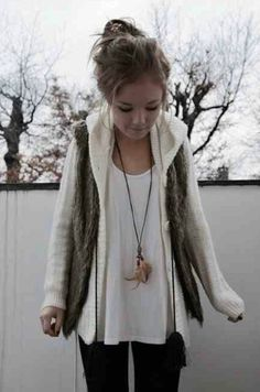 Winter fashion | outfit