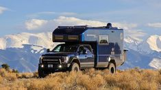 Off Road Camper, Truck Camper, Camper Trailers, Camper Van, Expedition Vehicles For Sale, Expedition Truck, Adventure Campers, Rv Vehicle, Zombie Vehicle