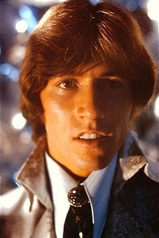 Barry Gibb of the Bee Gees is pictured during the filming of a promo for their song 'To Love Somebody', May/June 1967./eo