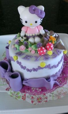 Hello Kitty Cake  http://www.adverts.ie/6717317