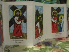 Stations of the Cross for Littles - Pondered In My Heart