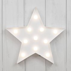 A lovely new home gift.Available in blue, white and yellow. The white stars will be back in stock in May 2016.Brighten up any home or commercial property with this cool Vegas LED Star Light. A new take on the popular Vegas Lights, these miniature versions are much more versatile and easy to display. This light is powered by AA batteries and can be dispayed free standing or mounted on a wall. It has long lasting, low voltage soft white LED bulbs. LED lights do not get hot and are cool to the…
