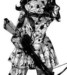 It's a part of a panel from the manhwa/ manga/ comic series Resident Evil: Marhawa Desire!! O.o